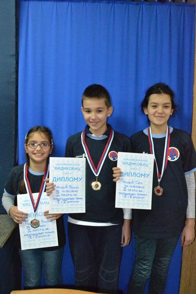 Kategorni za III i IV kategoriju 15-22.10.2011.