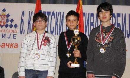 Kadetsko prvenstvo Srbije u rešavanju šahovskih problema