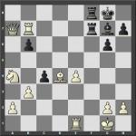 Crni igra i daje mat u 3 poteza