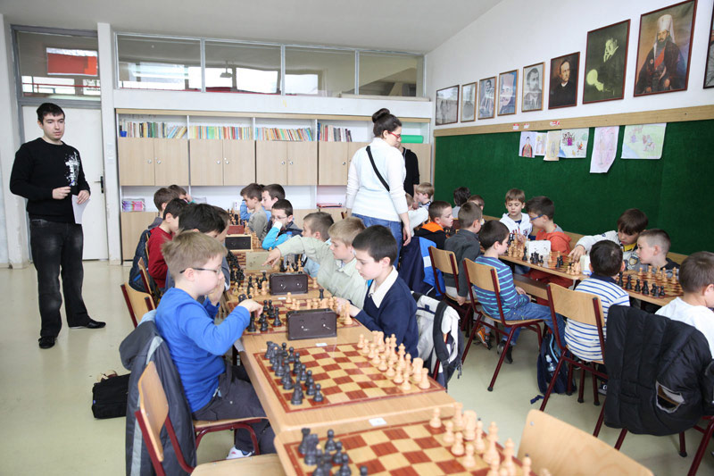 2. Otvoreno prvenstvo Čukarice – Rezultati