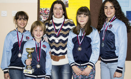 Juniorsko ekipno prvenstvo Beograda – Vidikovac osvojio DVA pehara!