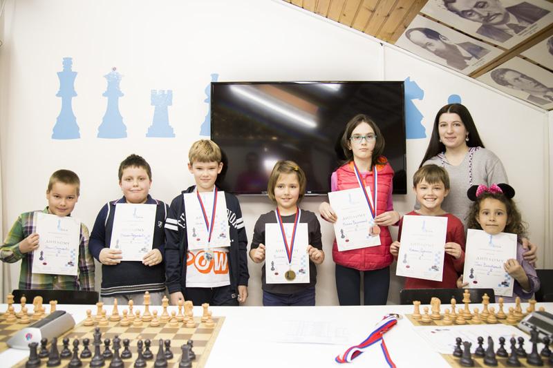 Kategorni turnir za osvajanje IV i III kategorije – rezultati