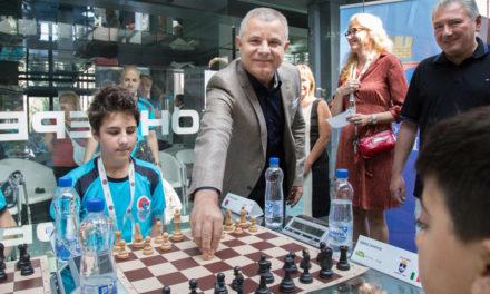 Chess twinning 2016.