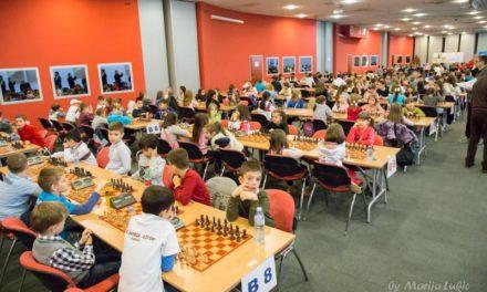 Evropsko kadetsko prvenstvo – Problemski šah, blic i ekipno