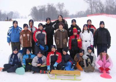 Zimske pripreme 2008.