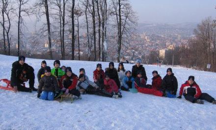 Zimske pripreme 2009.