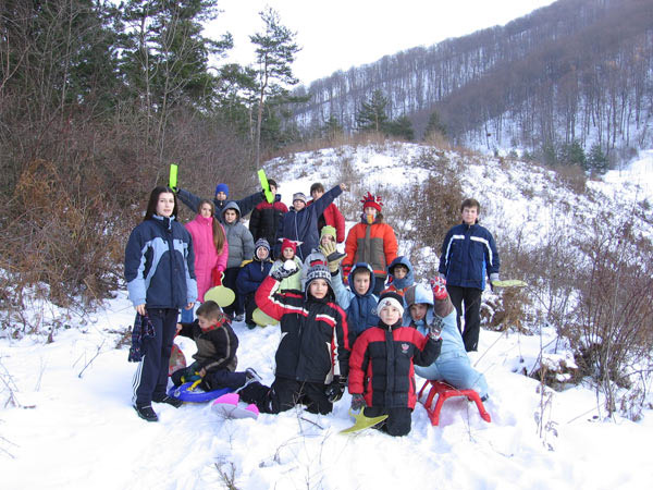 Zimske pripreme 2006.