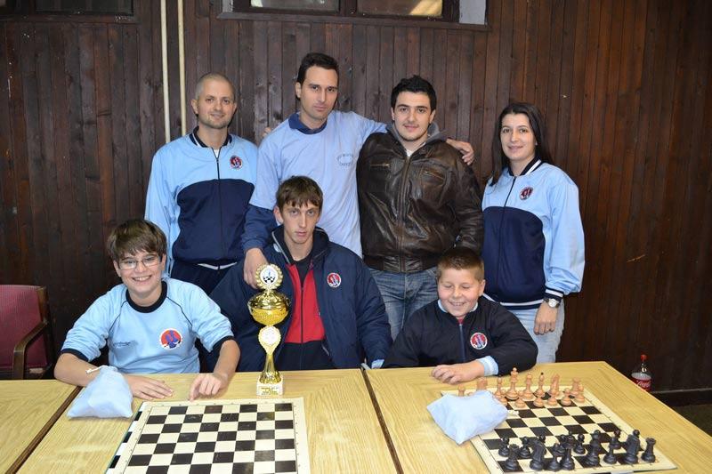 Odličan rad škole šaha Vidikovac!!!