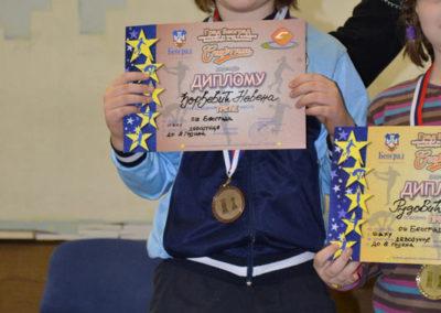 Finale pojedinačnog prvenstva učenika osnovnih škola Beograda - Izveštaj