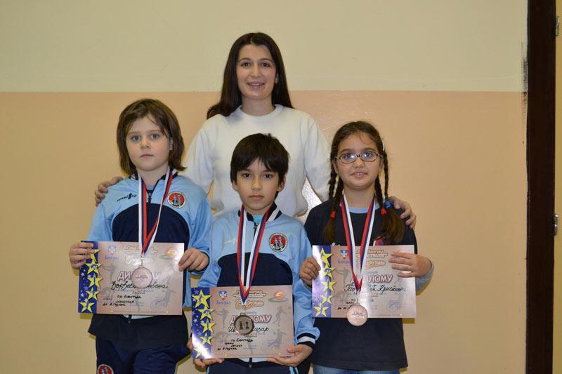 Finale pojedinačnog prvenstva učenika osnovnih škola Beograda – Izveštaj