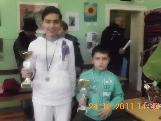 Okružno takmičenje Smedereva i kadetsko prvenstvo CS