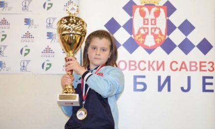 Kadetsko prvenstvo Srbije u redovnom šahu