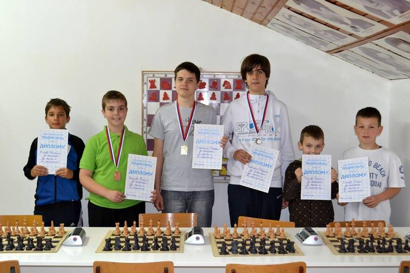 Kategorni turnir za osvajanje IV kategorije