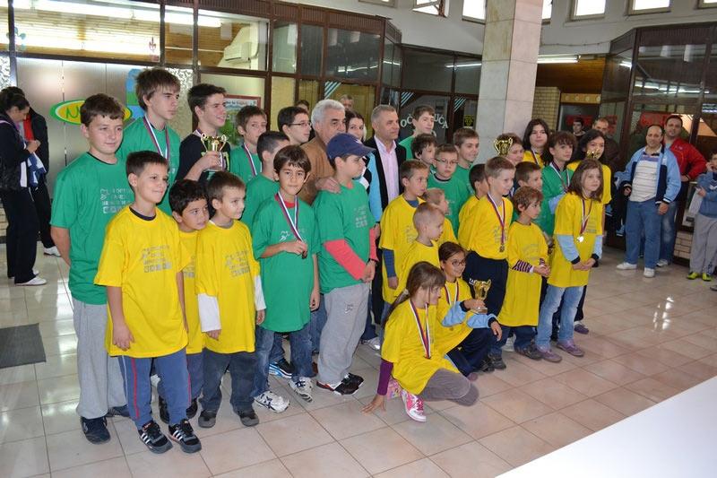 Šahovski turnir povodom Dana opštine Rakovica