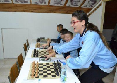 Fizički napad na šahovskom meču i preokret u poslednjem kolu Zonske lige