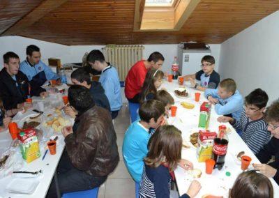 Proslava povodom završetka Zonske lige 2012