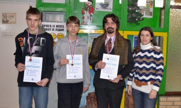 Kategorni turnir za osvajanje II i I kategorije i titule MK – Rezultati