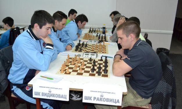 Vidikovac 9-ti na finalu Kupa Beograda