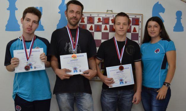 Kategorni turnir za II i I kategoriju – rezultati