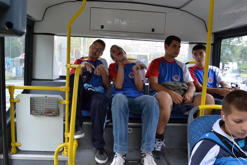 Ekipno omladinsko prvenstvo Beograda – Omladinke III mesto