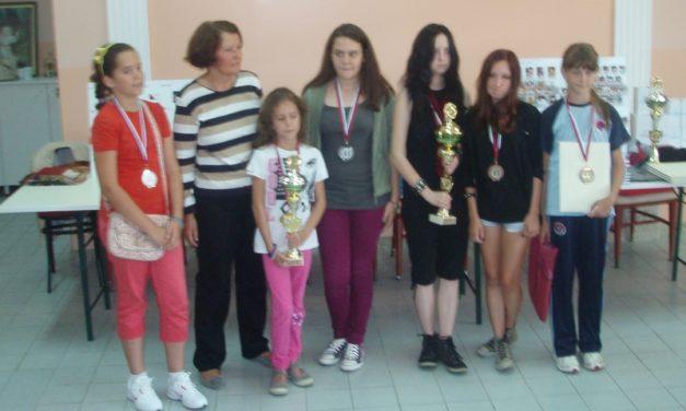 "II Memorijalni turnir ""Branko Bogovac"", Anisia III mesto"