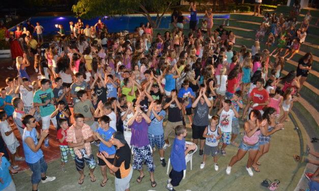 16. Sportski kamp, Grčka 2014.