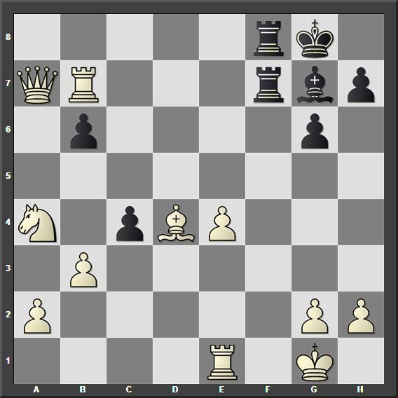 Šahovski problem broj 2