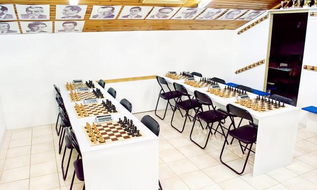 Osvežen prostor škole šaha Vidikovac