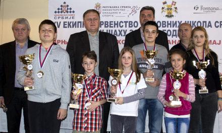 ŠK Vidikovac najbolji klub u problemskom šahu u Srbiji