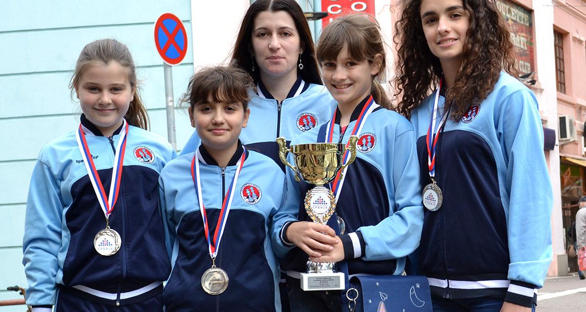 XV ekipno prvenstvo osnovnih škola Srbije u šahu za 2014.