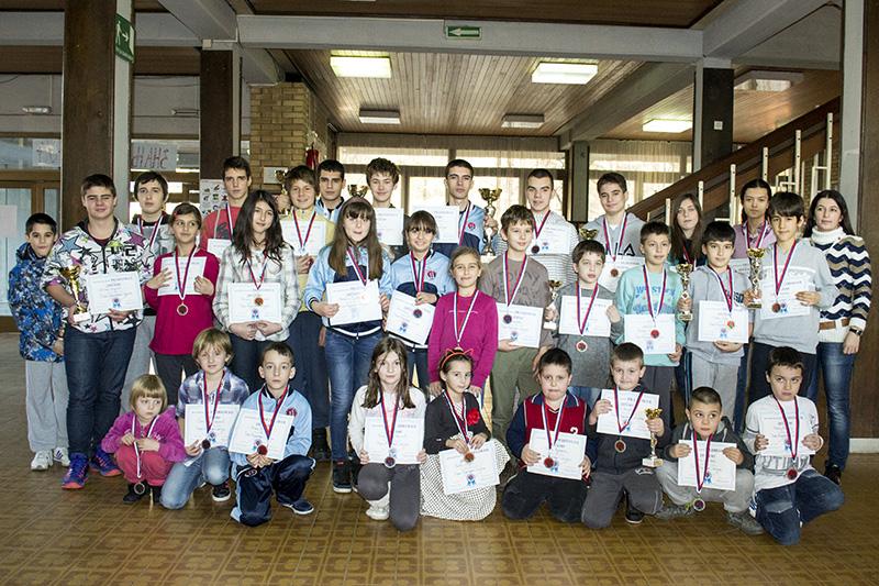 Trofej Vidikovca – rezultati