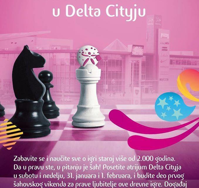 Šahovski vikend u Delta Cityju