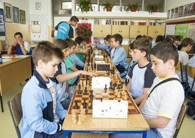 Prvenstvo škole šaha - rezultati