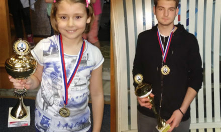 5 medalja na finalu kadetskog prvenstva Beograda