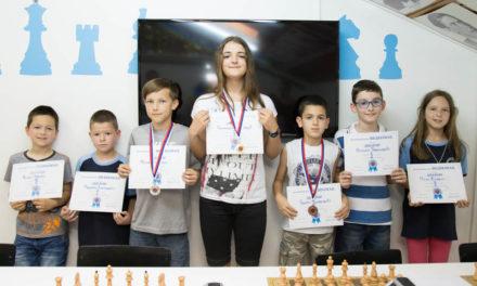 Turnir za osvajanje IV i III kategorije – rezultati