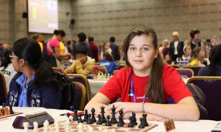 Nevena Đorđević na Svetskom prvenstvu u Gruziji