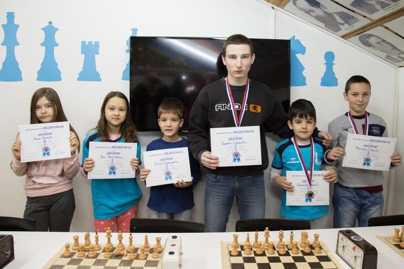 Kategorni turnir za IV i III kategoriju – rezultati