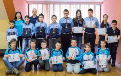 Šahovski kamp – Zlatar 2017.
