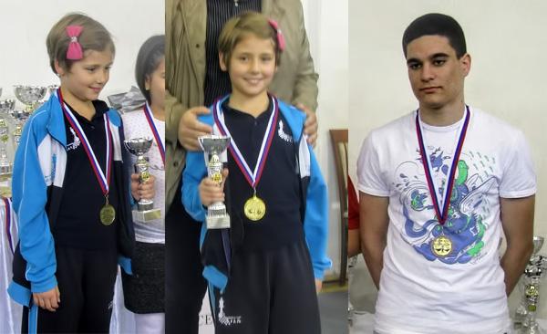 Irina Vujatović odbranila titulu prvakinje Srbije