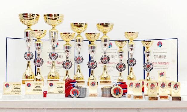 Prvo kadetsko prvenstvo Srbije u organizaciji PSŠS