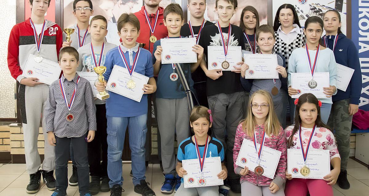 IV Trofej Vidikovca – rezultati