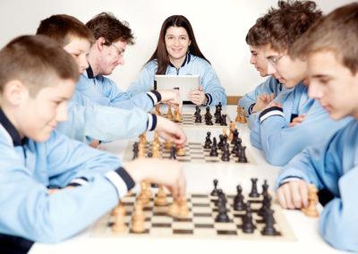 Šahovska škola i Šahovski klub Vidikovac