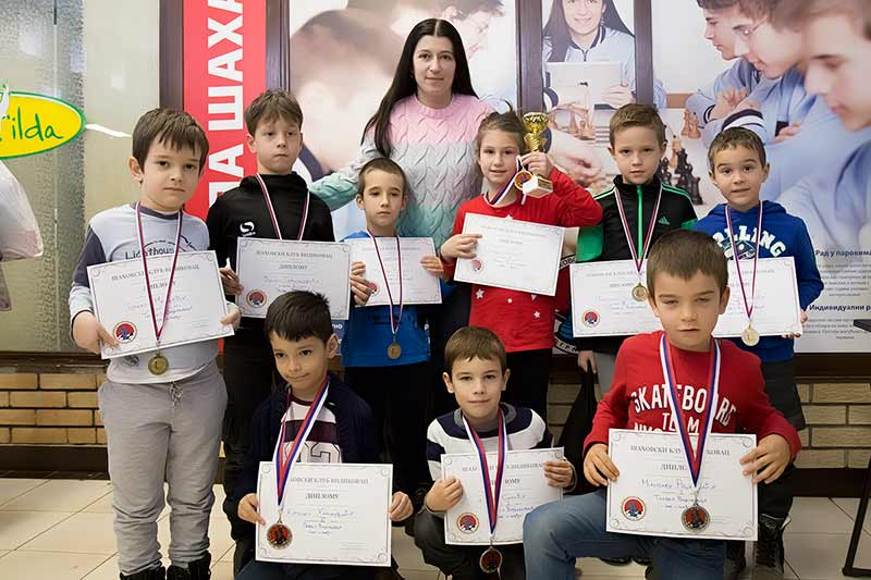 V Trofej Vidikovca – rezultati