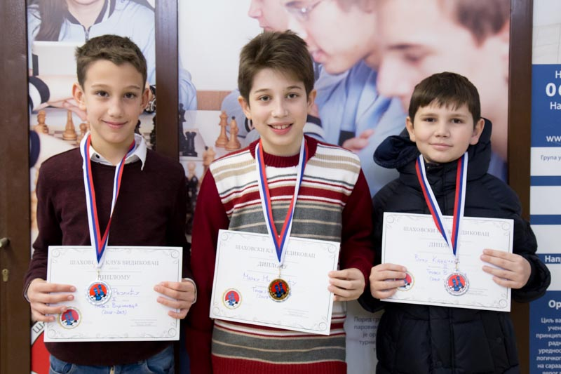 V Trofej Vidikovca - rezultati