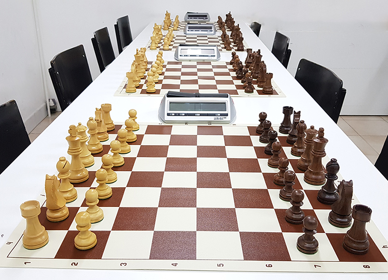 Kategorni turniri za osvajanje II i I kategorije i titule MK