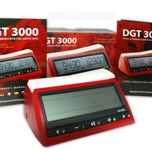 Дигитални шаховски сат ДГТ3000