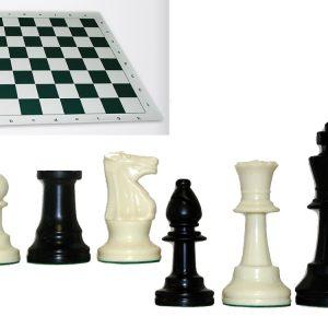 Шаховске фигуре и табла
