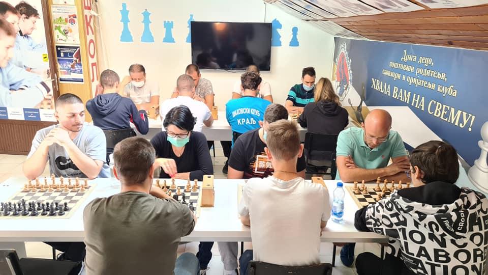 Turnirom do Prve lige Srbije – rezultati